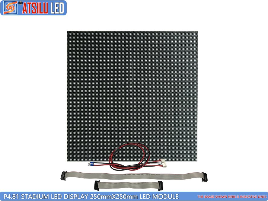 P4.8mm Stadium LED Video Display LED Module