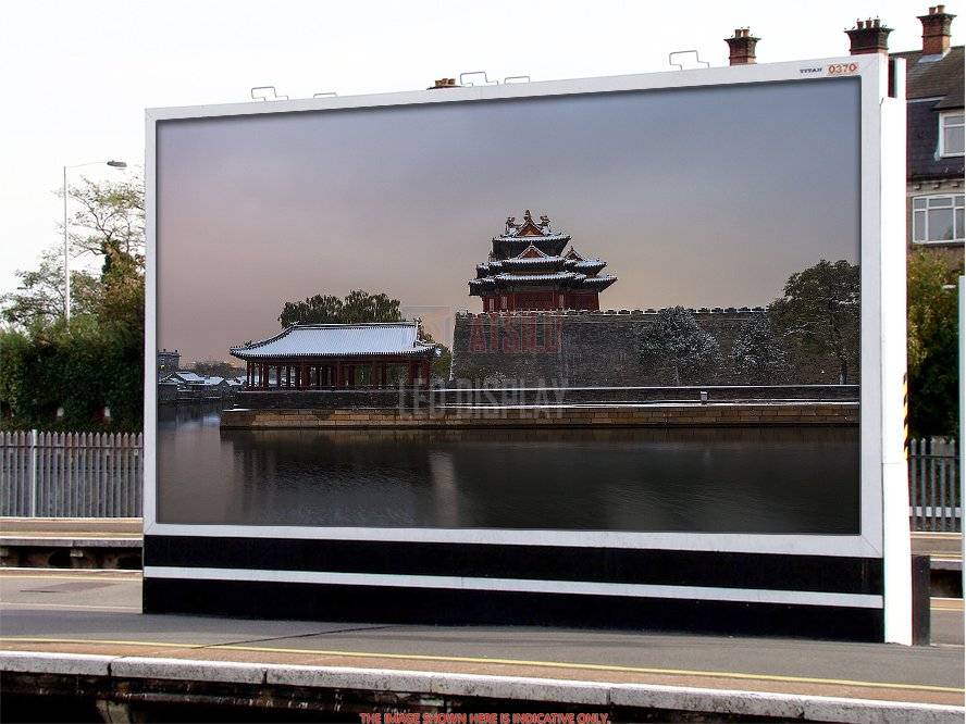 P4.81mm Outdoor Rental LED Display High Resolution Outdoor Lightweight LED Panel