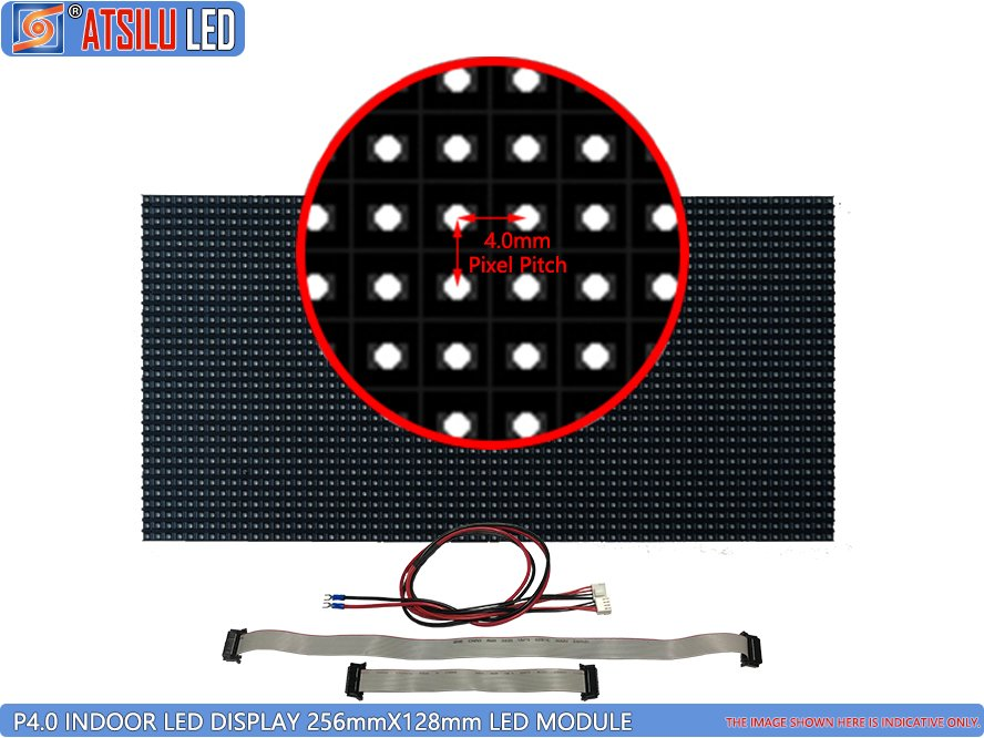 P4mm High-Performance Indoor LED Display Module
