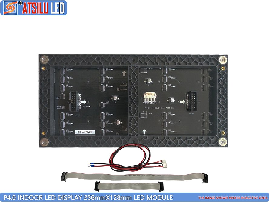 P4mm High-Performance Indoor LED Display LED Module