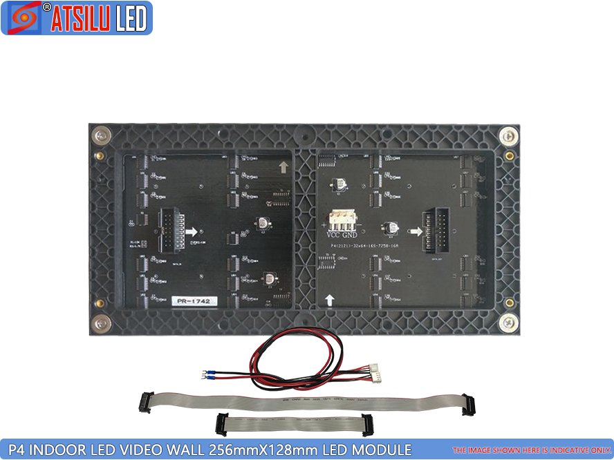 P4mm Indoor LED Video Wall LED Module