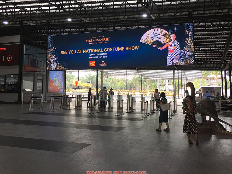 P4mm High-Performance Indoor LED Display Big Video Screen for Rental Events Advertising