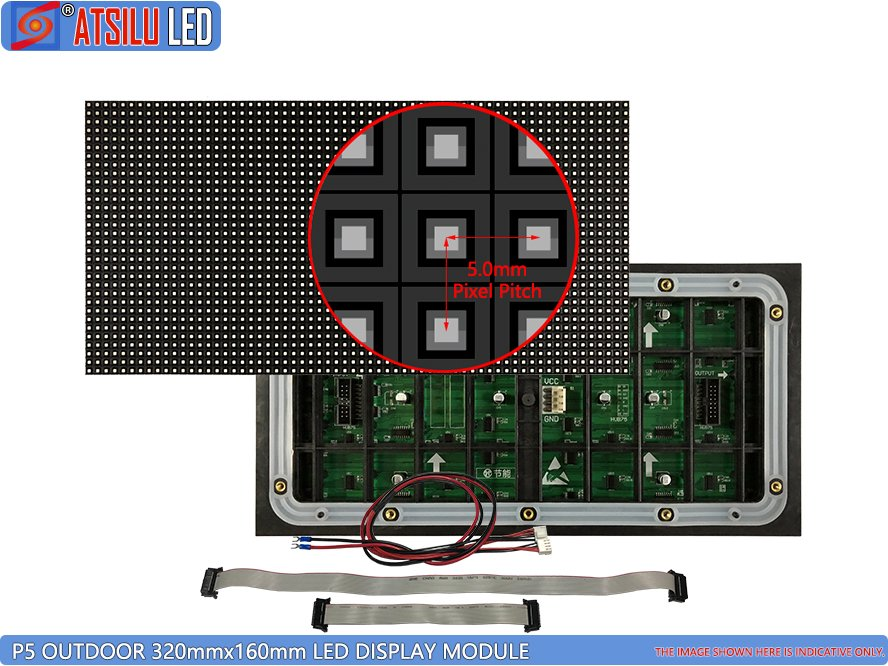 P5mm Outdoor LED Module