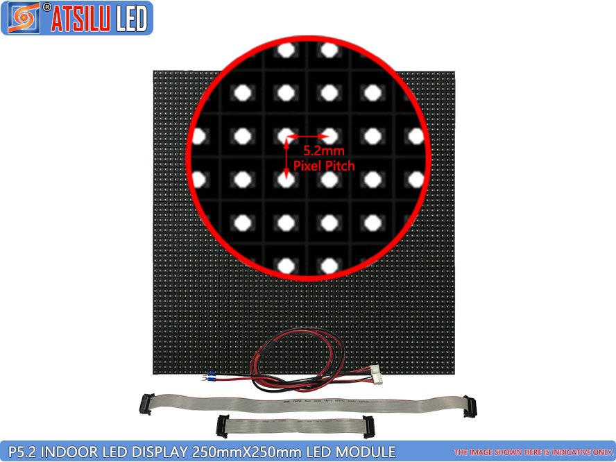 P5.2mm Indoor LED Display LED Module