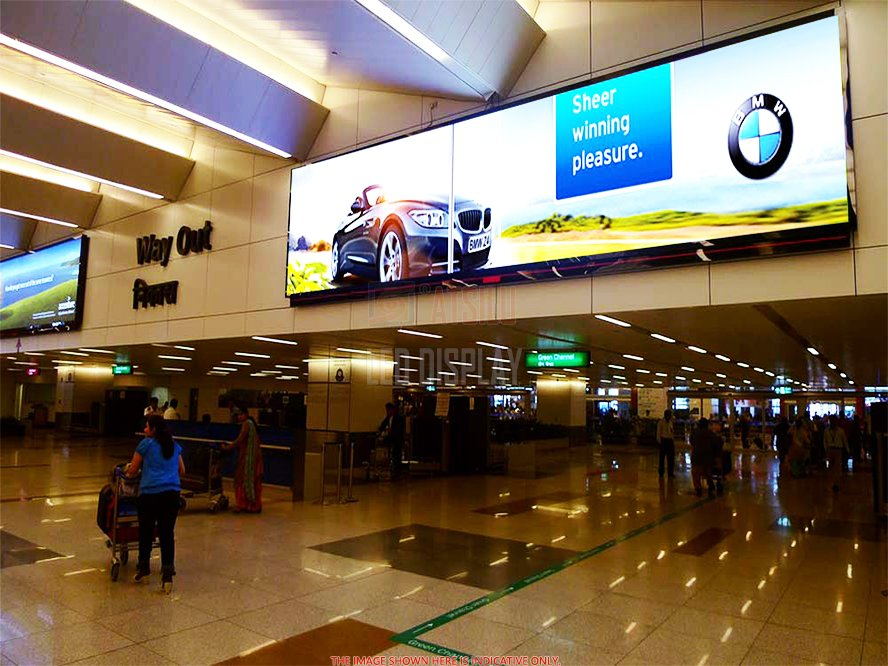 P5.9mm SMD 3-in-1 Indoor LED Display New Design Rental Usage Visual LED Video Panel