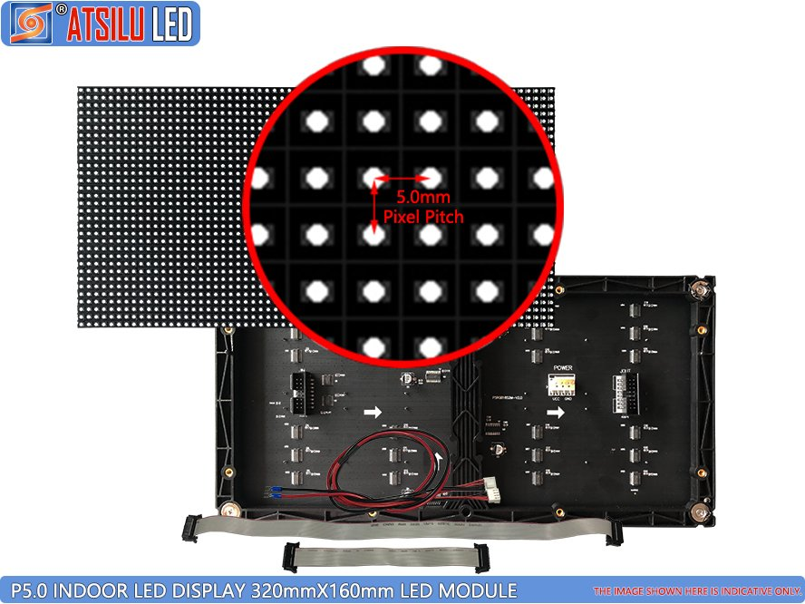 P5mm Indoor LED Display LED Module