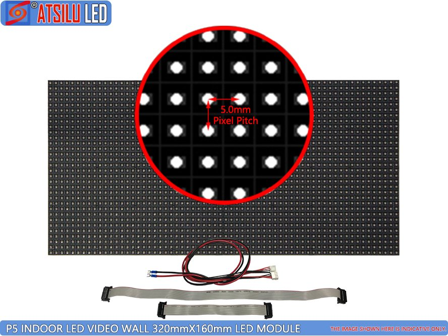 P5mm Indoor LED Video Wall LED Module