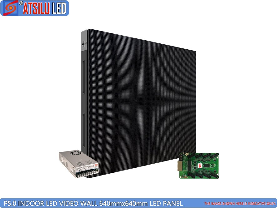 P5mm Indoor LED Video Wall LED Cabinet
