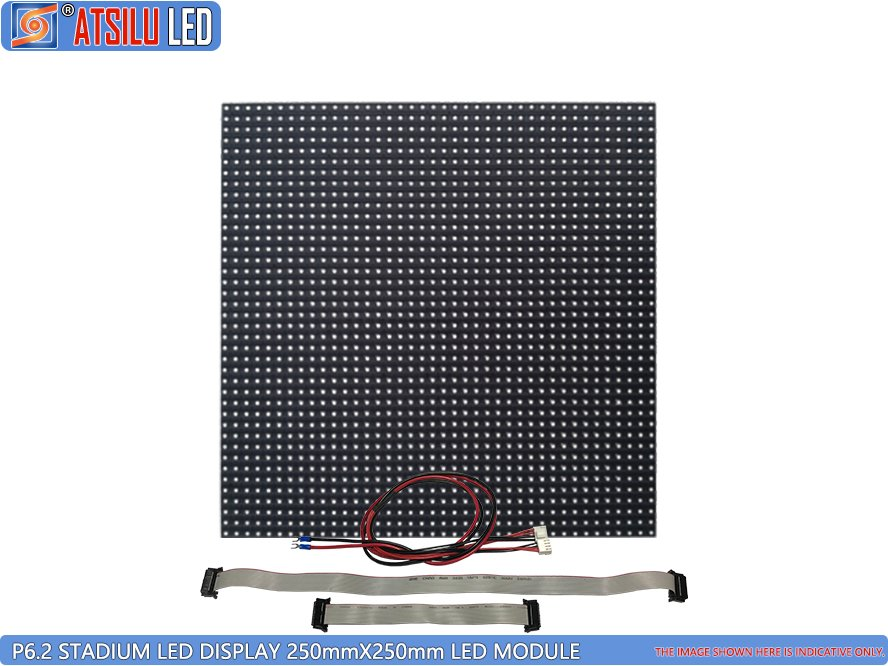 P6.25mm Sport Live Broadcast LED Video Screen Wall Module