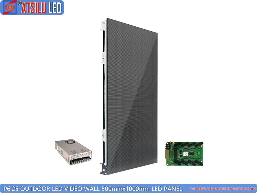 P6.25mm Outdoor LED Video Wall LED Cabinet