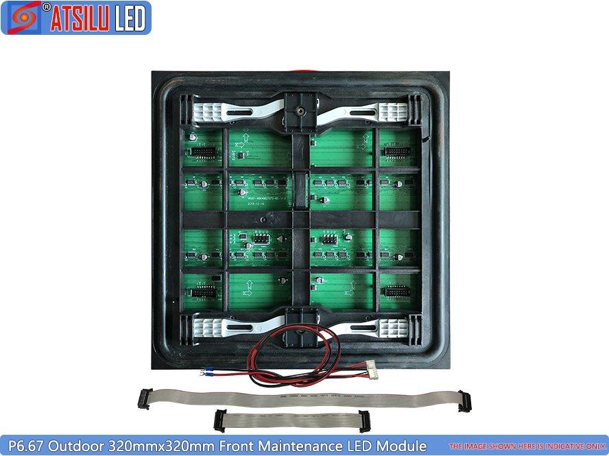 Moduł LED LED P6.67mm do konserwacji zewnętrznej