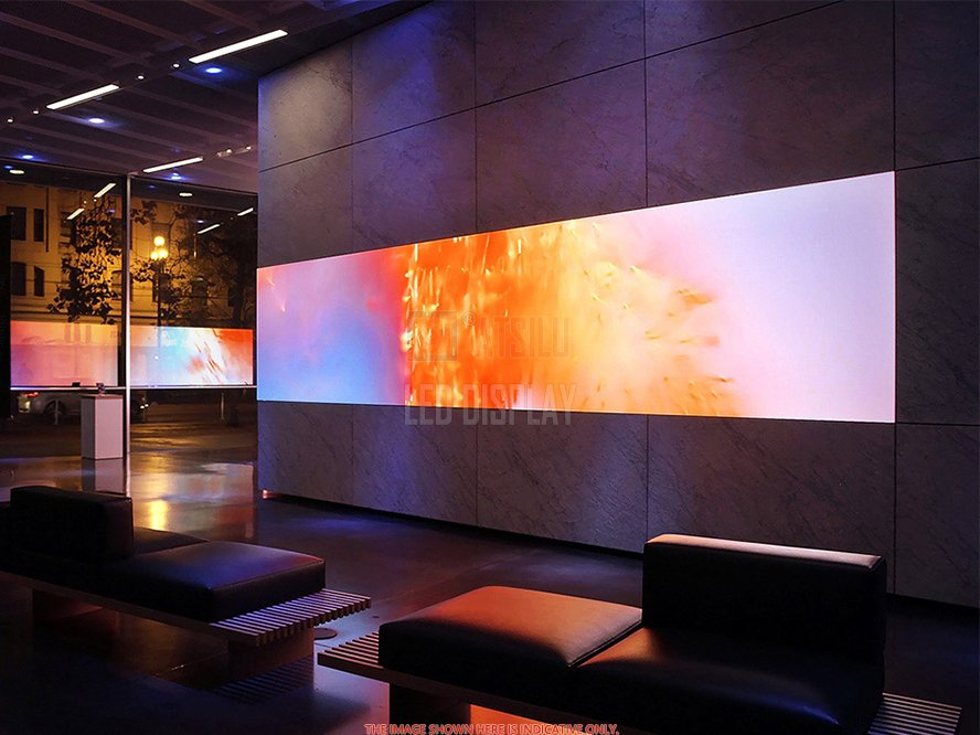 P6.2mm SMD3528 Indoor LED Video Display High-Quality SMD LED Screen Design For Europe Market