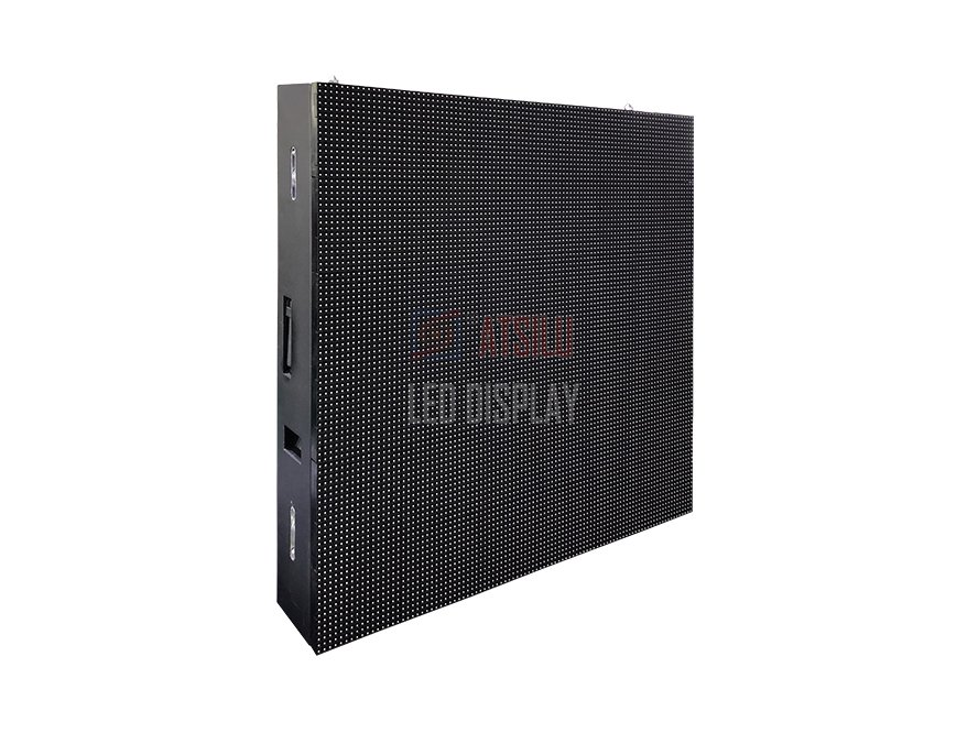 P6.67mm Outdoor LED Video Wall Front Maintenance LED Panel Advertising Video Wall