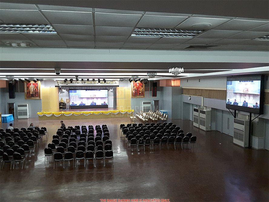 P6mm Preisnachlass Indoor-LED-Anzeige Hohe Helligkeit SMD LED Big Screen Media Wall