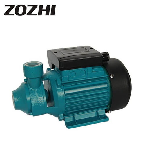 Peripheral Water Pump Single Phase PM Series 0.37-0.75KW