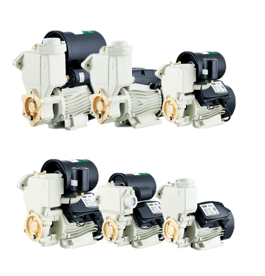 automatic self-priming pump