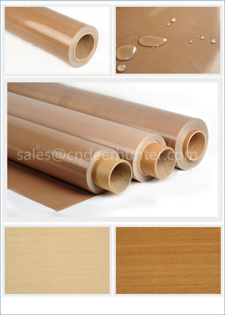 PTFE Coated Fiber Glass Fabrics