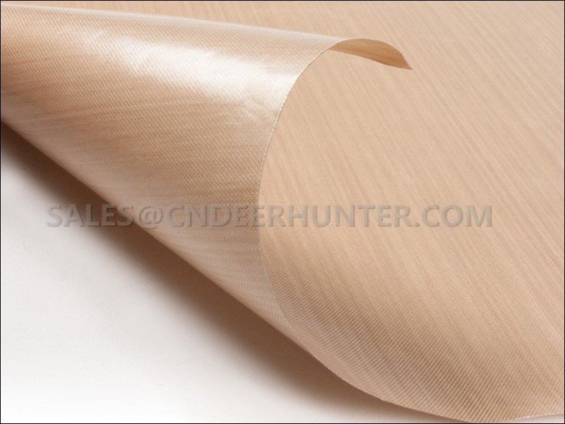 PTFE Coated Fiberglass Fabric Sheet