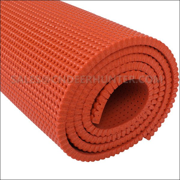 Perforated Silicone Foam Pad - Red Color
