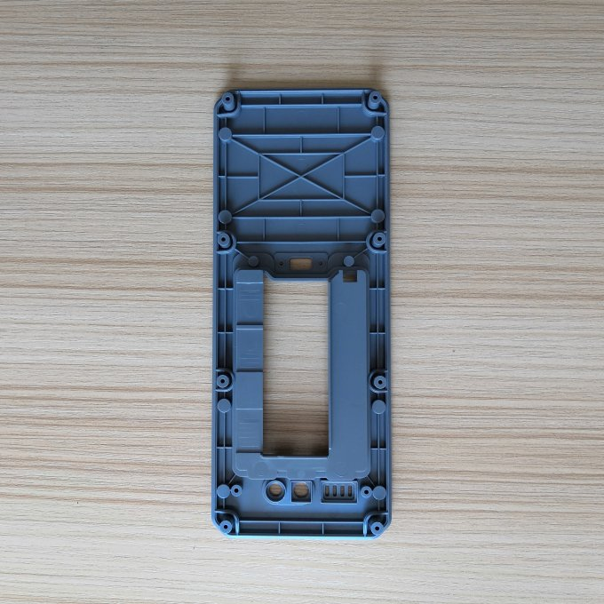 electronic plastic part mold for card reader, ABS plastic parts