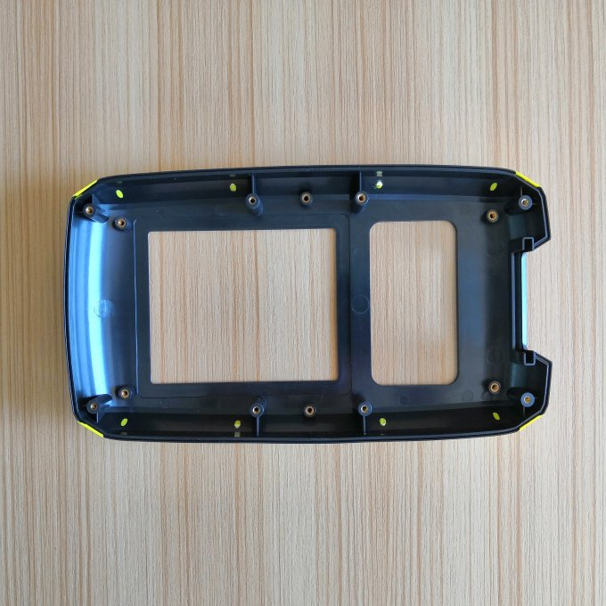 Card reader plastic shell, plastic tooling shell, injection molding parts