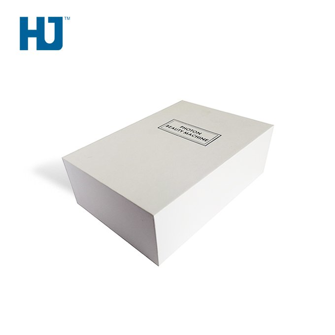 Point Of Sale Beauty Machine Cardboard Gift Boxes