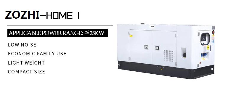 Generator Set Power By Ricardo