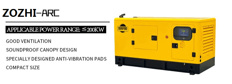 Generator Set Power By Cummins
