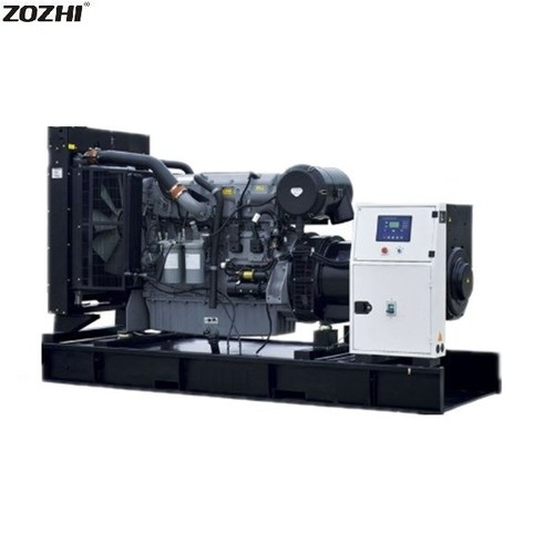 Open Diesel Generator Set Power By Perkins