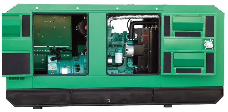 High-Quality Silent Diesel Generator Set