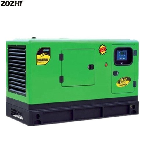 Generator Set Power By Cummins Engine 6BTAA5.9-G12 116KW