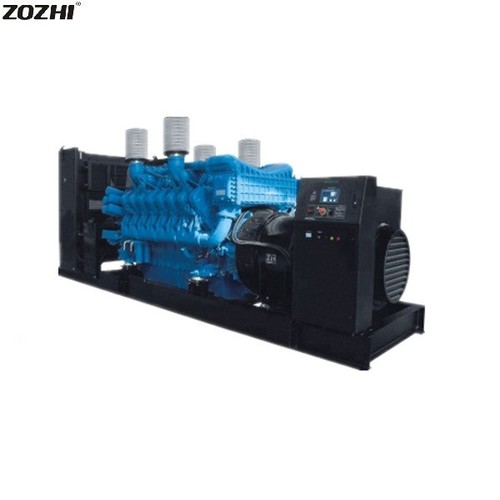 Generator Set Power By Ricardo Engine R6126AZLD 200KW/250KVA