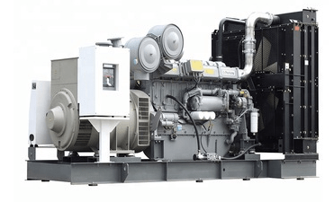 Water Cool Generator Set