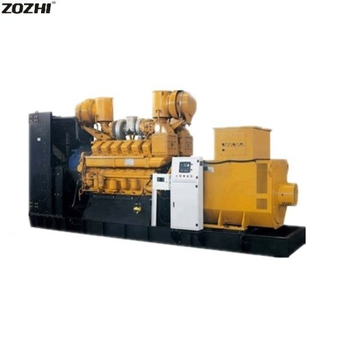 High-Performance Open Diesel Generator Set With Perkins