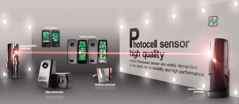 Capteur de cellule photoélectrique infrarouge