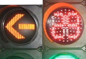 Countdown Timer Traffic Signal light function introduction