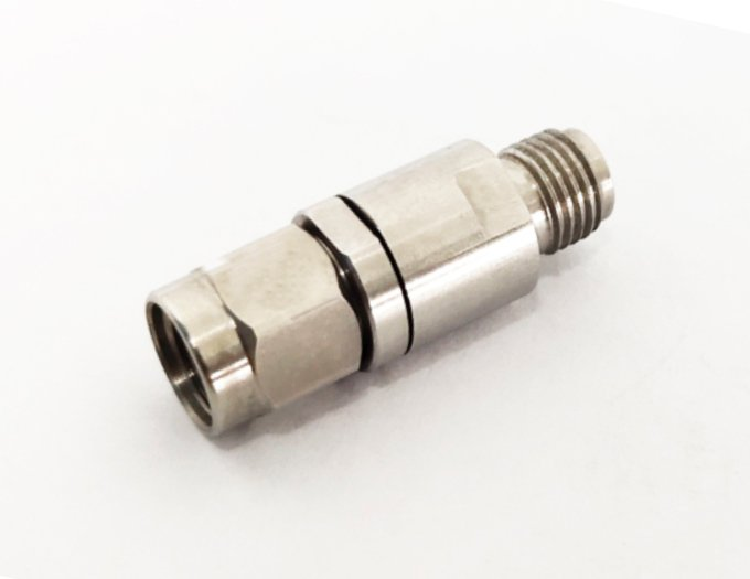 RF Attenuator With 2.92mm Male To 2.92mm Female Connectors