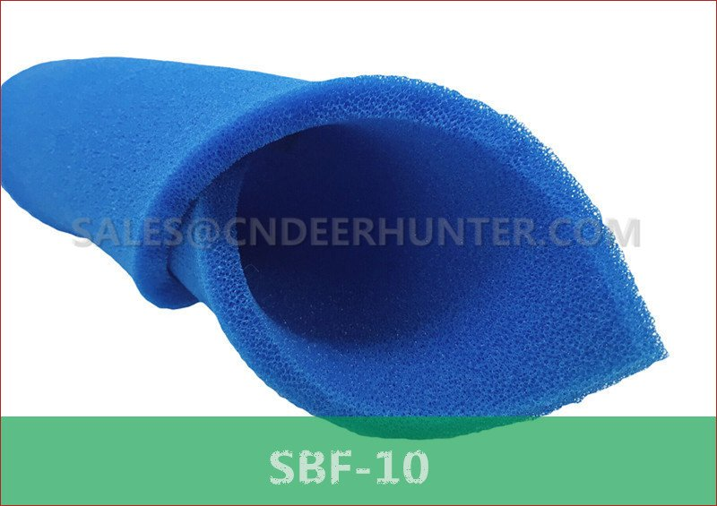 SBF-10 blue silicone foam sheet