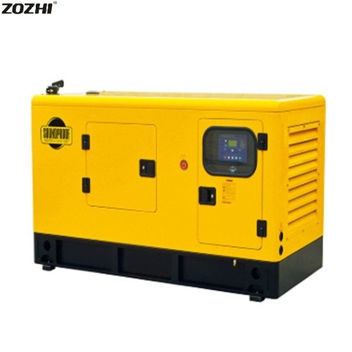 Silent Diesel Generator Set Engine Power By Lovol