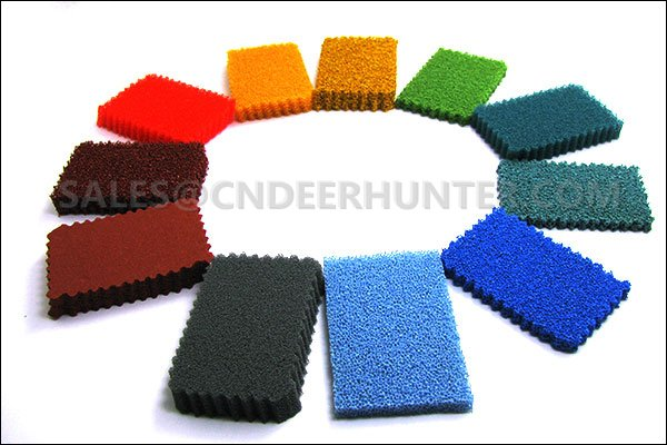 Silicone Foam Pads For Ironing Machines And Ironing Presses
