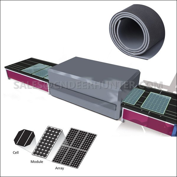 Silicone Sheet Manufacturers For Solar Photovoltaic Laminators