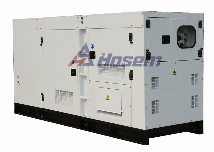 Standby Diesel Generator Output at 150kVA