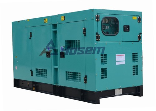 Standby Diesel Generator Output 150kVA Rate Voltage 400/230V for Factory