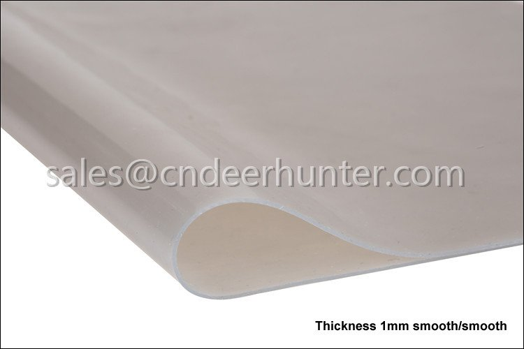 Thickness 1mm Silicone Membrane Sheet For Vacuum Press