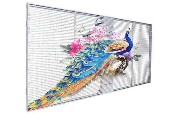 Transparent LED Screen and Conventional LED Screen Differences