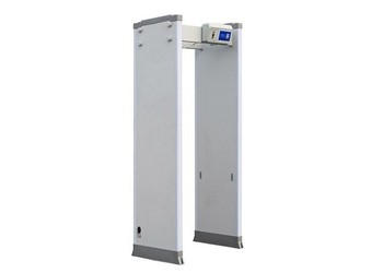 Walk Through Metal Detector SE3308 Of 33 Zones & Resistive Touch Screen Control