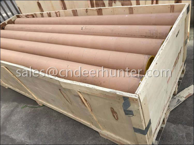 Wooden case - Silicone Sheet For Solar Panels