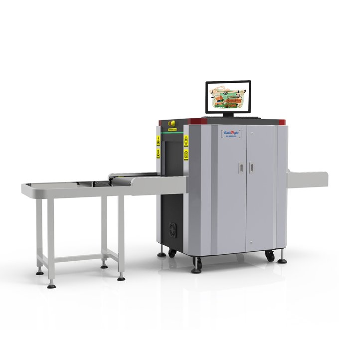 X Ray Baggage Scanner with Excellent Detection Capabilities