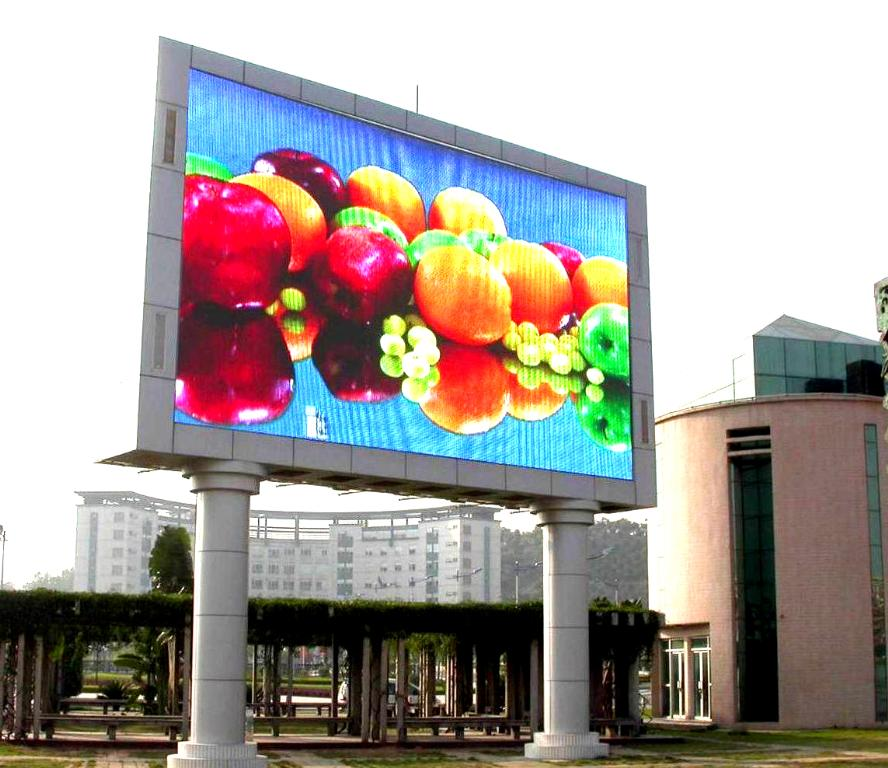 P4 Outdoor Led Panel Signs