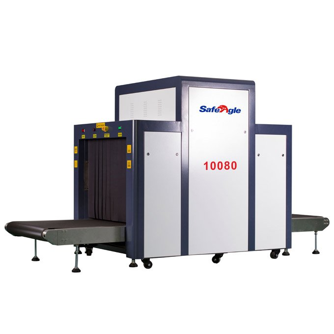 Airport Baggage Scanner for Scanning Breakbulk Cargo and Larger Packages